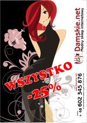 MODNY WIECZÓR z Damskie.net w Klubie Muchos Patatos -
