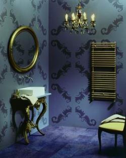 Klasyka i awangarda w łazience  -